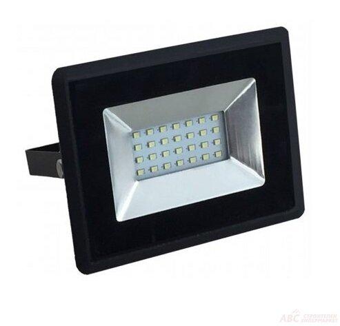LED ПРОЖЕКТОР 20W 6400K 220-240V ЦВЯТ ЧЕРЕН 068/003/0020 6800320