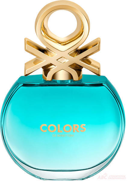 ПАРФЮМ COLORS DE BENETTON BLUE EDT 80МЛ