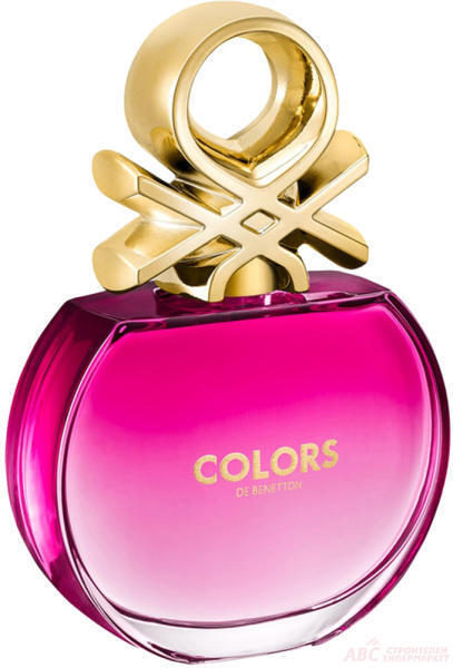 ПАРФЮМ COLORS DE BENETTON PINK EDT 80МЛ