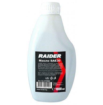МАСЛО RAIDER SAE30 1L 075906