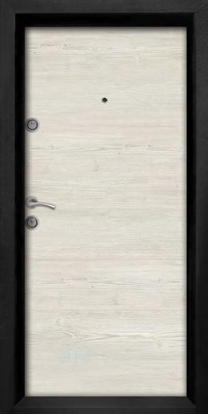 Блиндирана входна врата Ale Door 402, цвят Sunta.