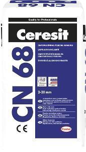 CERESIT CN 68 САМОРАЗЛИВНА ЗАМАЗКА 25 КГ