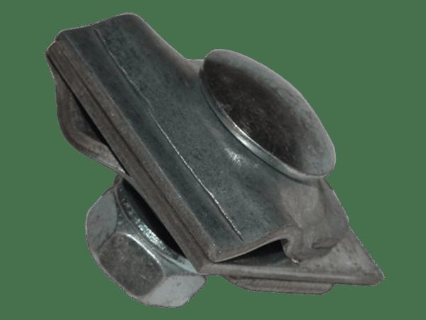 Мултиклема Ø8 от алуминий