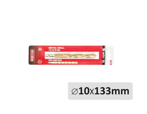 Свредло за метал - ø10 x 133 mm