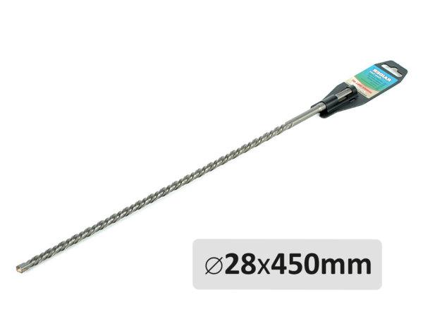 Свредло за бетон - SDS Plus, ø28 x 450 mm