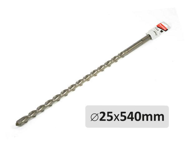 Свредло за бетон - SDS Max, ø25 x 540 mm