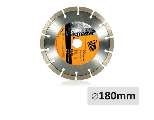 Диамантен диск - универсален, ø180 x ø22.2 mm