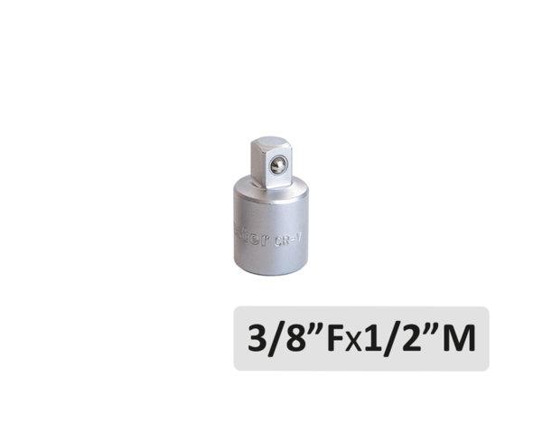 """Адаптор за гедоре - 3/8""""F x 1/2""""M"""