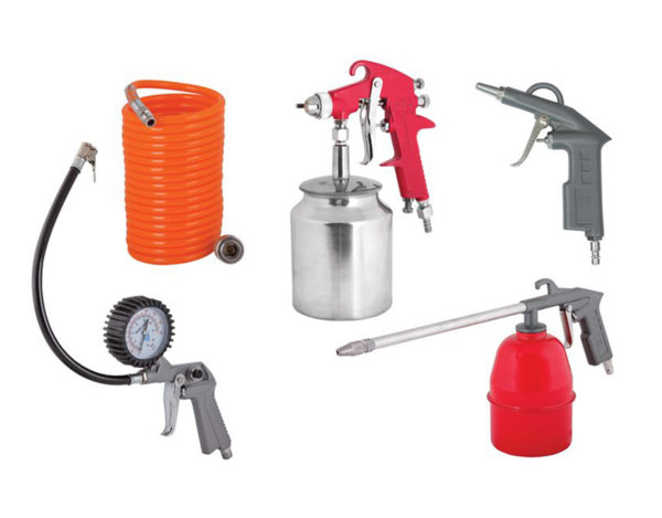 Комплект пневматични инструменти RD-AT01