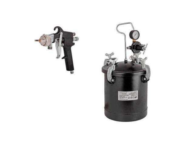 Пневматичен пистолет за боя RD-PT02 - 10 l