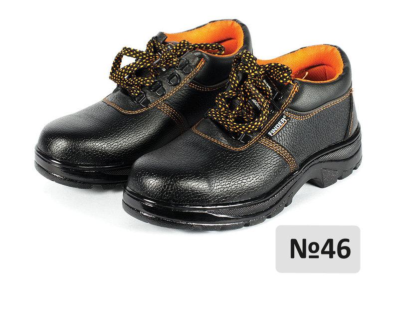 Работни обувки Finder - с метално бомбе, №46