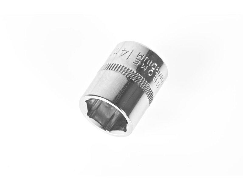 """Шестостенна вложка - 1/4"""" x 10 mm"""