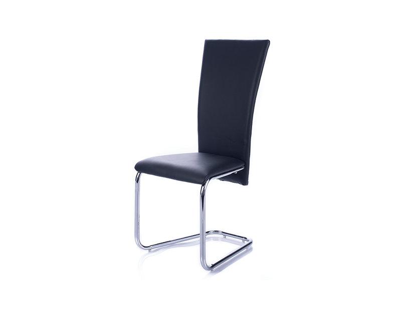 Трапезен стол Tyffany - черен