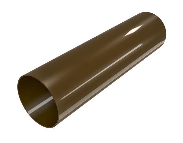 Водосточна тръба Elegance140 - кафява, ø100 mm/3 m