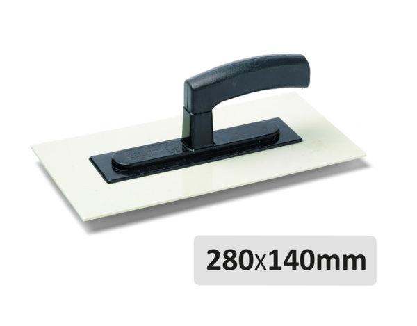 Пластмасова маламашка - 280 x 140 mm