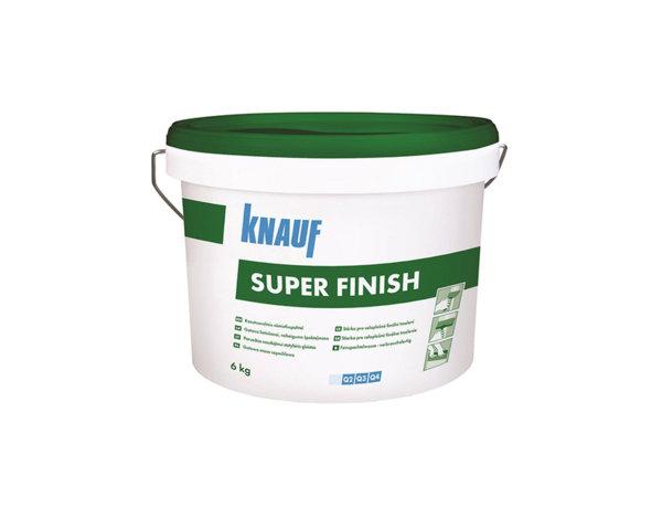Готова шпакловка Sheetrock Super Finish - 6 kg