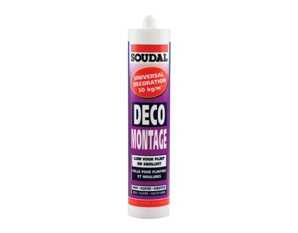 Монтажно лепило Deco - 310 ml