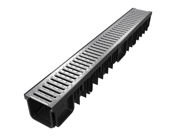 Дренажен канал Xdrain - различна височина