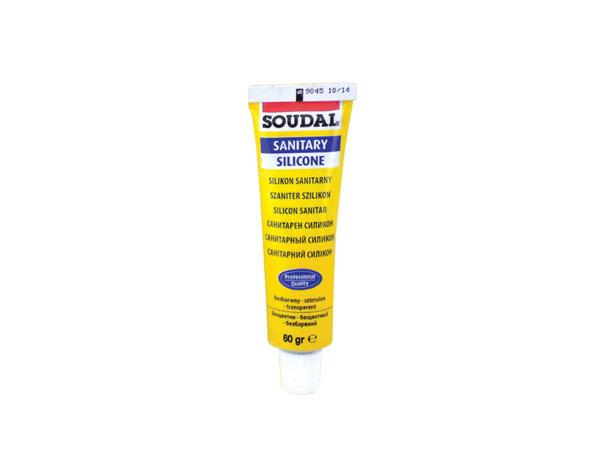 Санитарен силикон - 60 ml, различни цветове
