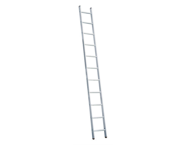 Еднораменна алуминиева стълба - 1 x 11