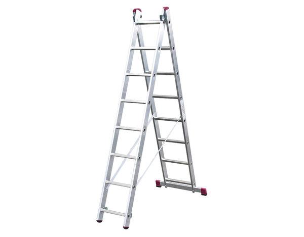 Професионална алуминиева стълба - различни модели