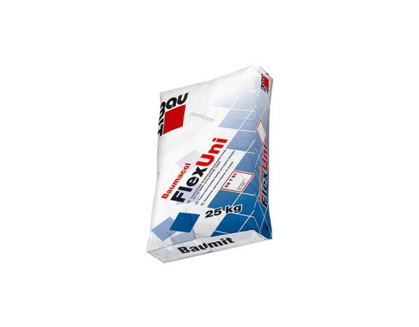 Универсално лепило за плочки FlexUni - 25 kg