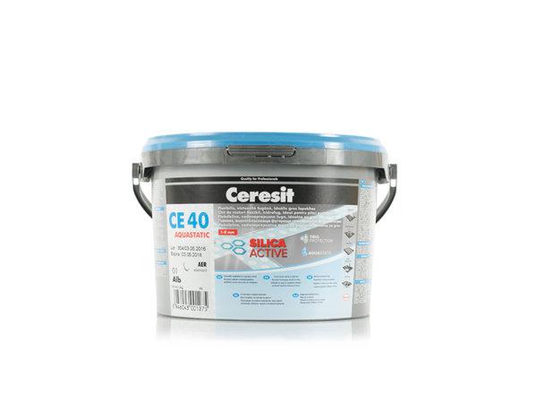 Фугираща смес CE40 - 2 kg, различни цветове