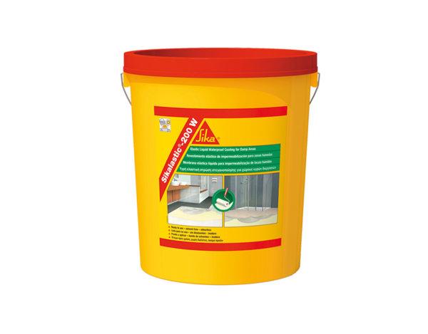 Хидроизолационна мембрана Sikalastic 200 W - 5 kg