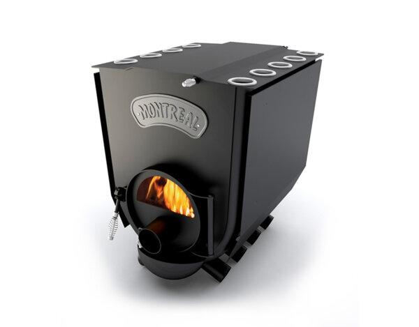 Печка на дърва Montreal Lux - със стъкло