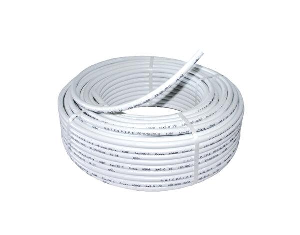 Многослойна тръба за парно - ø16 mm