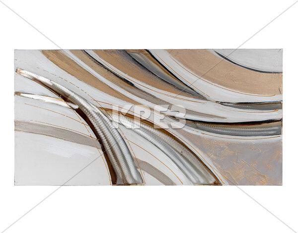 """Дървена картина """"Въздушни щрихи"""" - 120 х 60 cm"""