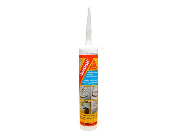 Санитарен силикон Sanisil® - 300 ml, различни цветове