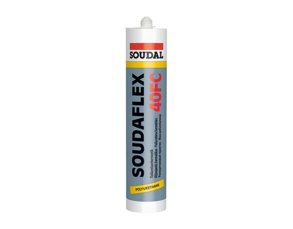 Полиуретанов уплътнител Soudaflex 40 FC - 300 ml, различни цветове