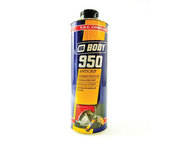 Пистолетен антикор Body950 -  1 l, различни цветове