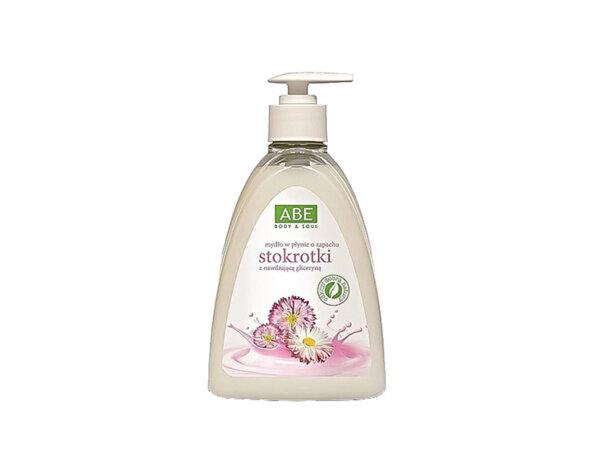 Течен сапун с глицерин - 500 ml, различни аромати