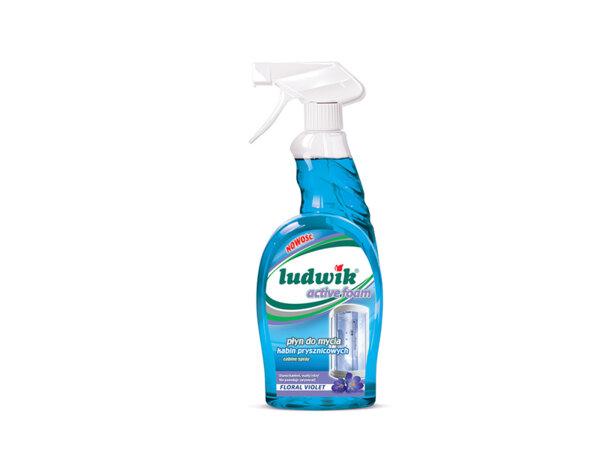 Препарат за почистване на душ кабини - 750 ml