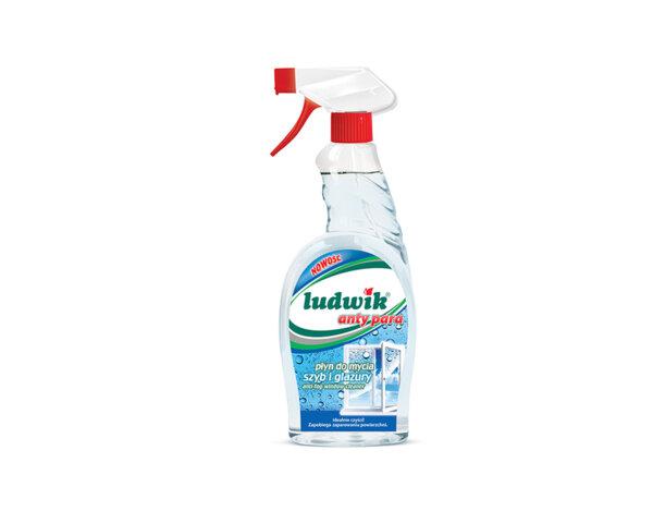 Препарат за почистване на стъкла - 750 ml