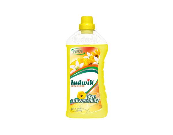 Универсален препарат за почистване - 1 l, различни аромати
