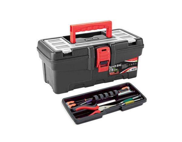 Куфар за инструменти с органайзер - различни размери