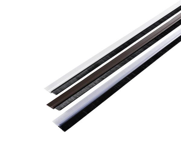 PVC четка за врата - 40 mm x 1 m, различни цветове
