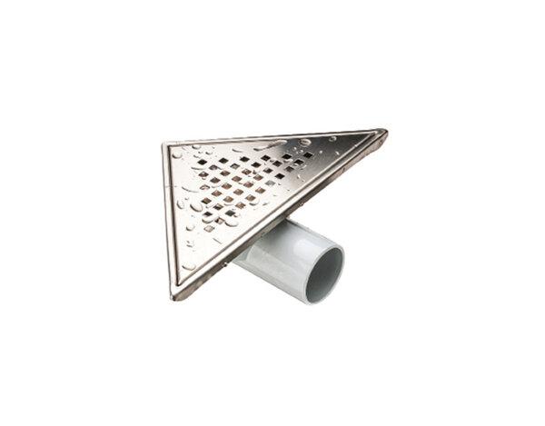 Триъгълен сифон - 17.5 х 17.5 х 25 cm