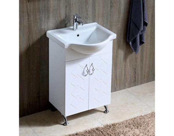 """Шкаф за баня """"Роберто"""" - с мивка"""