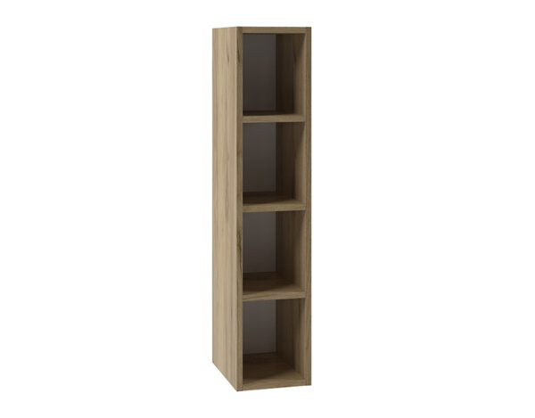 Горен шкаф Sky Loft - отворен, 20 x 93 x 32 cm