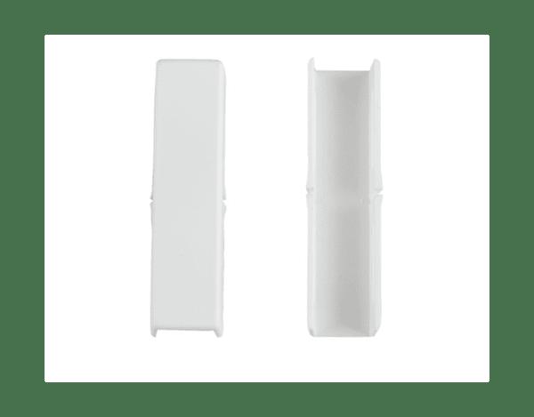 Снадка/удължител за двуканална PVC релса - 2 бр.