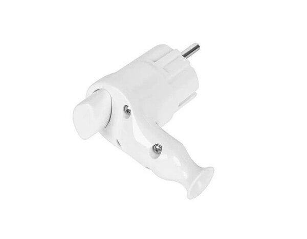 Щепсел с бутон за лесно вадене - 16 A/250 V