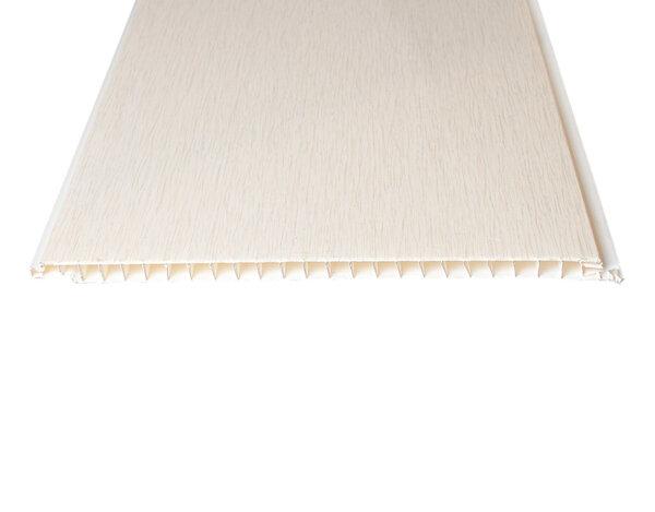 """PVC ламперия """"Беж"""" - 25 x 300 x 0.8 cm"""
