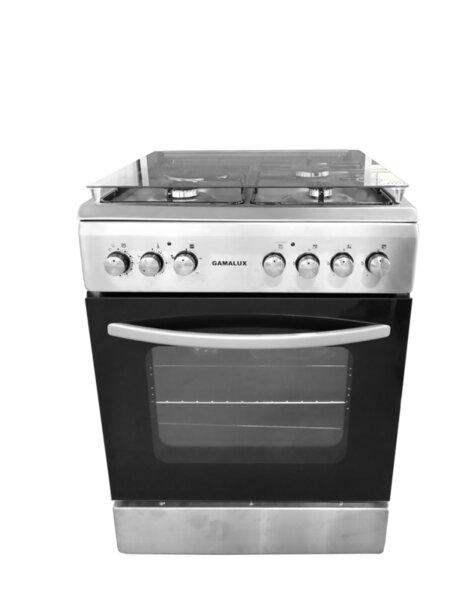Комбинирана готварска печка - 4 зони, 67 l