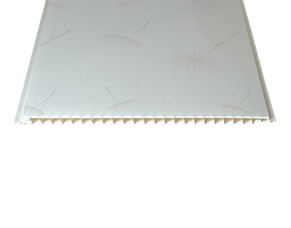 """PVC ламперия """"Елегия"""" - 25 x 300 x 0.8 cm"""