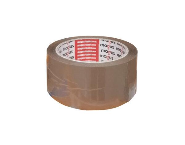 Безшумна опаковъчна лента - 60 m x 48 mm, различни цветове