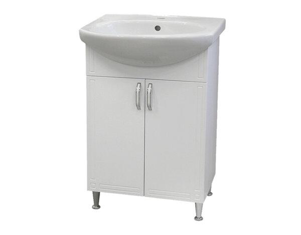 """Долен шкаф за баня """"Рим"""" - с мивка """"Нео"""""""